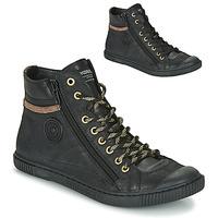 Shoes Women Hi top trainers Pataugas BONO Black