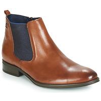 Shoes Men Mid boots Fluchos HERACLES Cognac