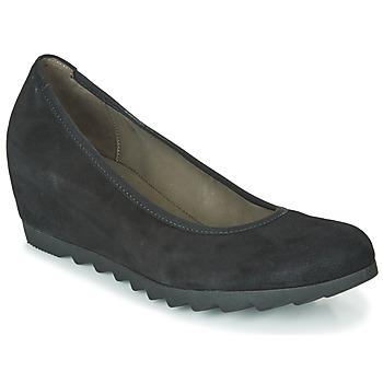 Shoes Women Flat shoes Gabor 532017 Black