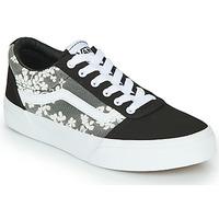 Shoes Children Low top trainers Vans MY WARD NR Black