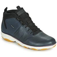 Shoes Men Hi top trainers Geox U NEBULA 4 X 4 B ABX Marine