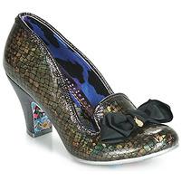 Shoes Women Heels Irregular Choice KANJANKA Black