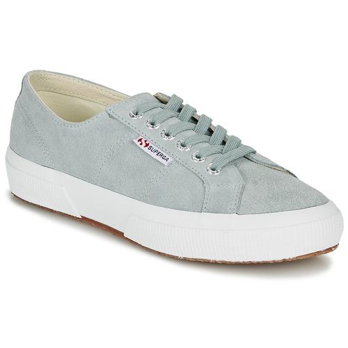 Shoes Women Low top trainers Superga 2750-SUEU Grey