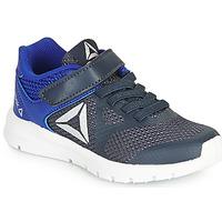 Shoes Boy Low top trainers Reebok Sport REEBOK RUSH RUNNER Marine / Blue