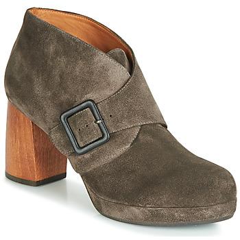 Shoes Women Shoe boots Chie Mihara QUIRINA Grey
