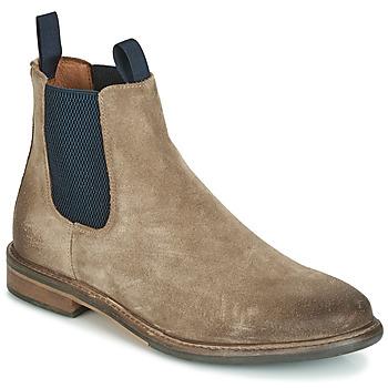Shoes Men Mid boots Schmoove PILOT-CHELSEA Beige