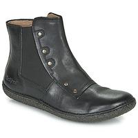 Shoes Women Mid boots Kickers HAPPLI Black
