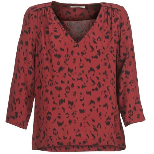 Clothing Women Tops / Blouses See U Soon TRIRIVIER Bordeaux
