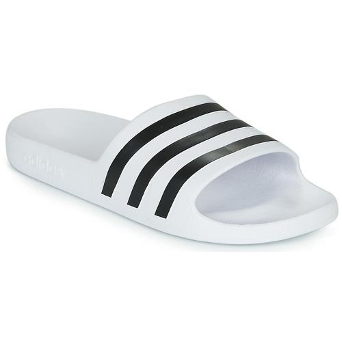 Shoes Sliders adidas Performance ADILETTE AQUA White