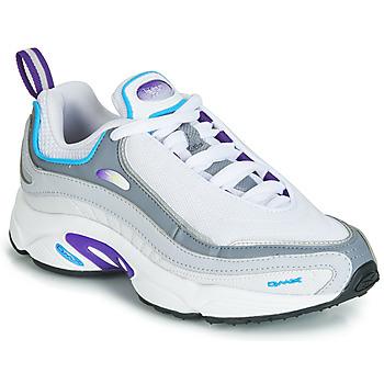 Shoes Women Low top trainers Reebok Classic DAYTONA DMX White / Grey