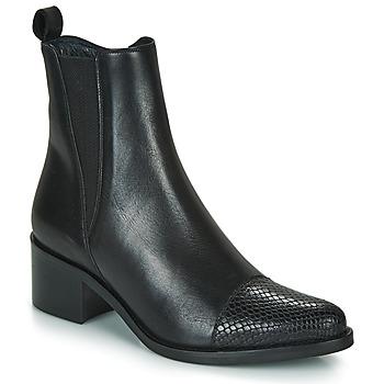 Shoes Women Mid boots Myma PETULA Black