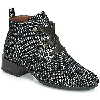 Shoes Women Mid boots Hispanitas DIANA Black