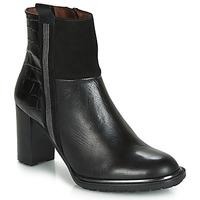 Shoes Women Ankle boots Hispanitas INES Black