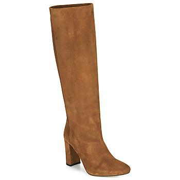 Shoes Women High boots Jonak CALIME Brown