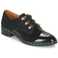 Shoes Women Derby Shoes Mam'Zelle SIROE Black