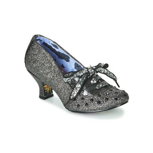 Shoes Women Heels Irregular Choice HAVERHILL  black / Silver