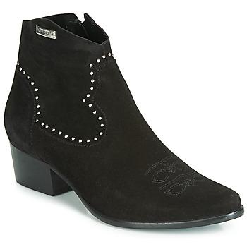 Shoes Women Ankle boots Les Tropéziennes par M Belarbi ASTRID Black