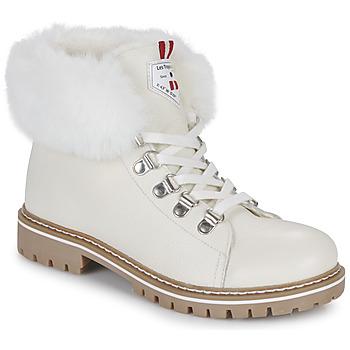 Shoes Women Mid boots Les Tropéziennes par M Belarbi LACEN White