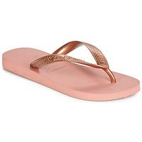 Shoes Women Flip flops Havaianas TOP TIRAS Pink