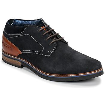 Shoes Men Derby Shoes Bugatti SACHA Blue