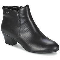 Shoes Women Ankle boots Clarks MELANIE SU GTX Black