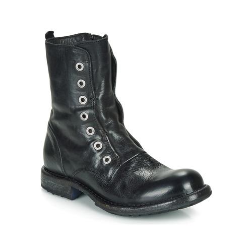 Shoes Women Mid boots Moma CUSNA NERO Black
