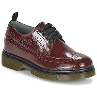 Shoes Girl Derby Shoes Citrouille et Compagnie LOUPIOTTE Bordeaux