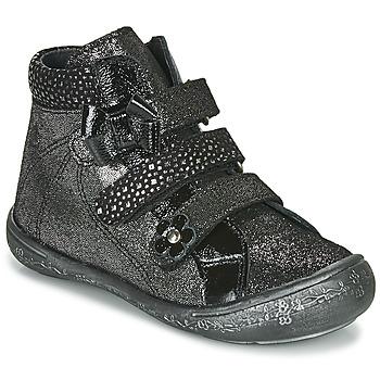 Shoes Girl Mid boots Citrouille et Compagnie HODIL Black