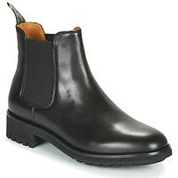 Shoes Men Mid boots Polo Ralph Lauren BRYSON CHLS Black