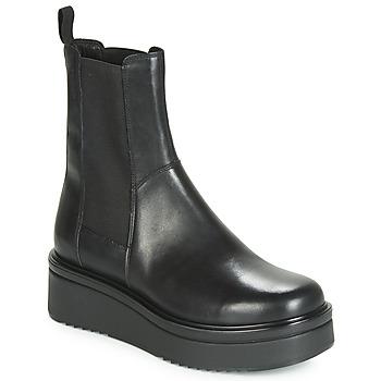 Shoes Women Mid boots Vagabond TARA Black