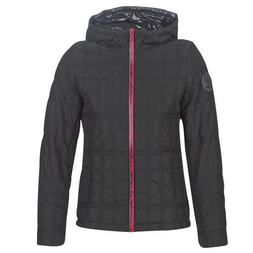Clothing Women Duffel coats Desigual EDIMBURGO Black