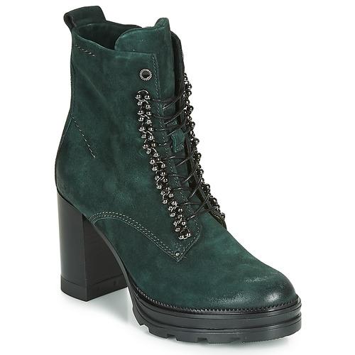 Shoes Women Ankle boots Mjus AMARANTA Green