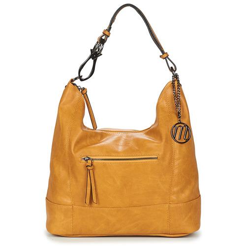 Bags Women Small shoulder bags Moony Mood HODI Safran
