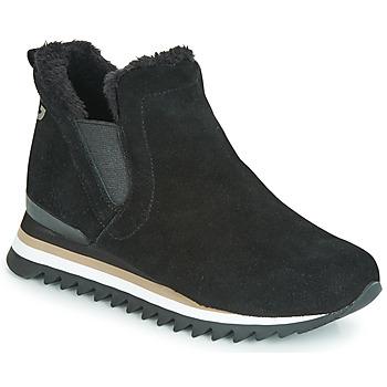 Shoes Women Hi top trainers Gioseppo ECKERO Black