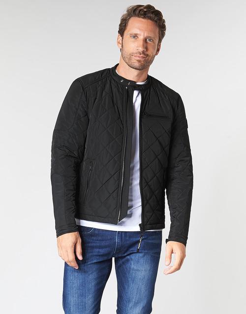 Clothing Men Jackets Replay M8000 Black