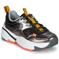 Shoes Women Low top trainers Victoria AIRE MULTI Black