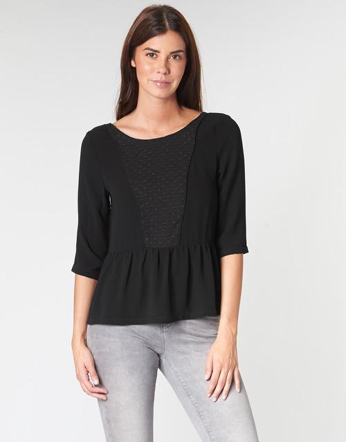 Clothing Women Tops / Blouses Betty London LADY Black