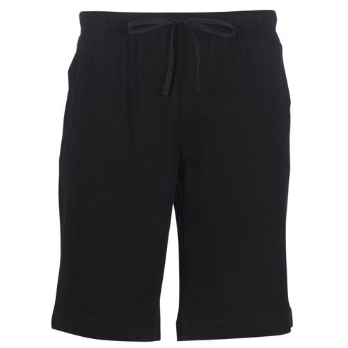 Clothing Men Shorts / Bermudas Polo Ralph Lauren SLEEP SHORT-SHORT-SLEEP BOTTOM Black