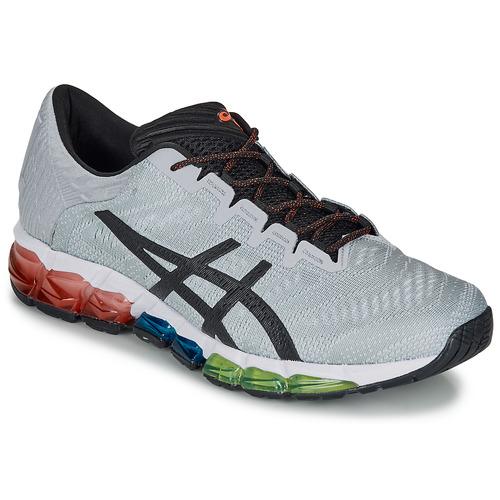 Shoes Men Low top trainers Asics GEL-QUANTUM 360 5 JCQ Grey / Multicolour