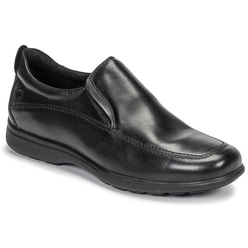 Shoes Men Low top trainers Carlington LONDONO Black