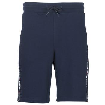 Clothing Men Shorts / Bermudas Tommy Hilfiger AUTHENTIC-UM0UM00707 Marine