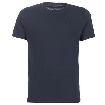 Clothing Men short-sleeved t-shirts Tommy Hilfiger COTTON ICON SLEEPWEAR-2S87904671 Marine