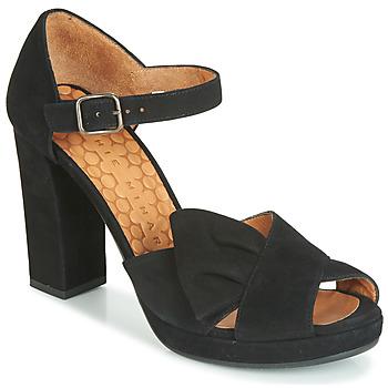 Shoes Women Sandals Chie Mihara BAMBOLE Black