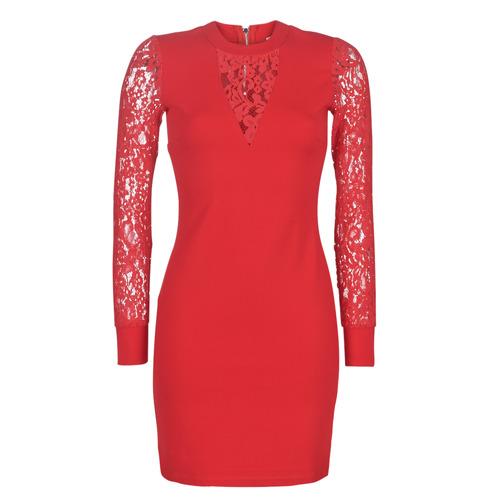 Clothing Women Short Dresses Moony Mood LICE Red