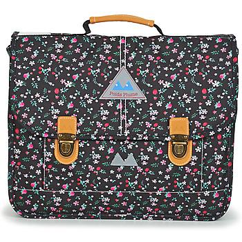 Bags Girl Satchels Poids Plume FLEURY CARTABLE 38 CM Black