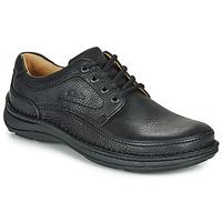 Shoes Men Derby Shoes Clarks NATURE THREE Black