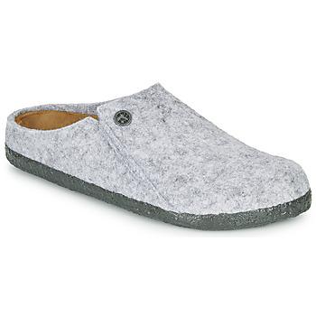 Shoes Women Clogs Birkenstock ZERMATT STANDARD Grey
