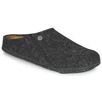 Shoes Men Clogs Birkenstock ZERMATT STANDARD Grey