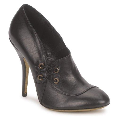 Shoes Women Heels Gaspard Yurkievich C1-VAR1 Black