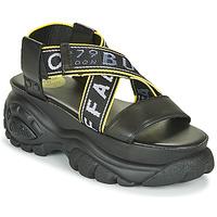 Shoes Women Sandals Buffalo 1501024 Black